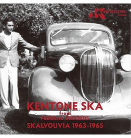 Kentone Records Various - Kentone Ska from Federal Records