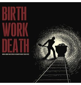 Iron Mountain Analogue Research Various - Birth/Work/Death