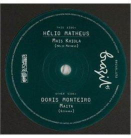 Mr Bongo Helio Matheus / Doris Monteiro - Mais Kriola / Maita