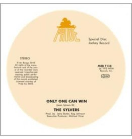 Mr Bongo The Sylvers - Only One Can Win/Fools Paradise