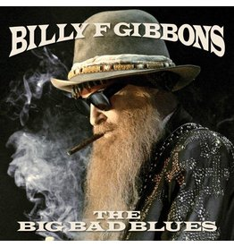 Spinefarm Billy F Gibbons - The Big Bad Blues
