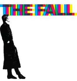 Beggars Banquet Records The Fall - 45 84 89: A Sides