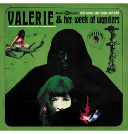 Finders Keepers Records Luboš Fišer - Valerie And Her Week Of Wonders (green sleeve)
