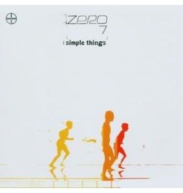 New State Entertainment Zero 7 - Simple Things