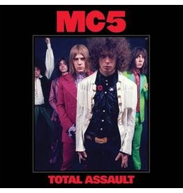 Rhino Records MC5 - Total Assault : 50th Anniversary Collection