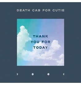 Warner Music Group Death Cab For Cutie - Thank You For Today