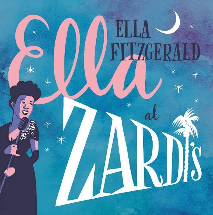 Universal Music UK Ella Fitzgerald - Ella at Zardi's
