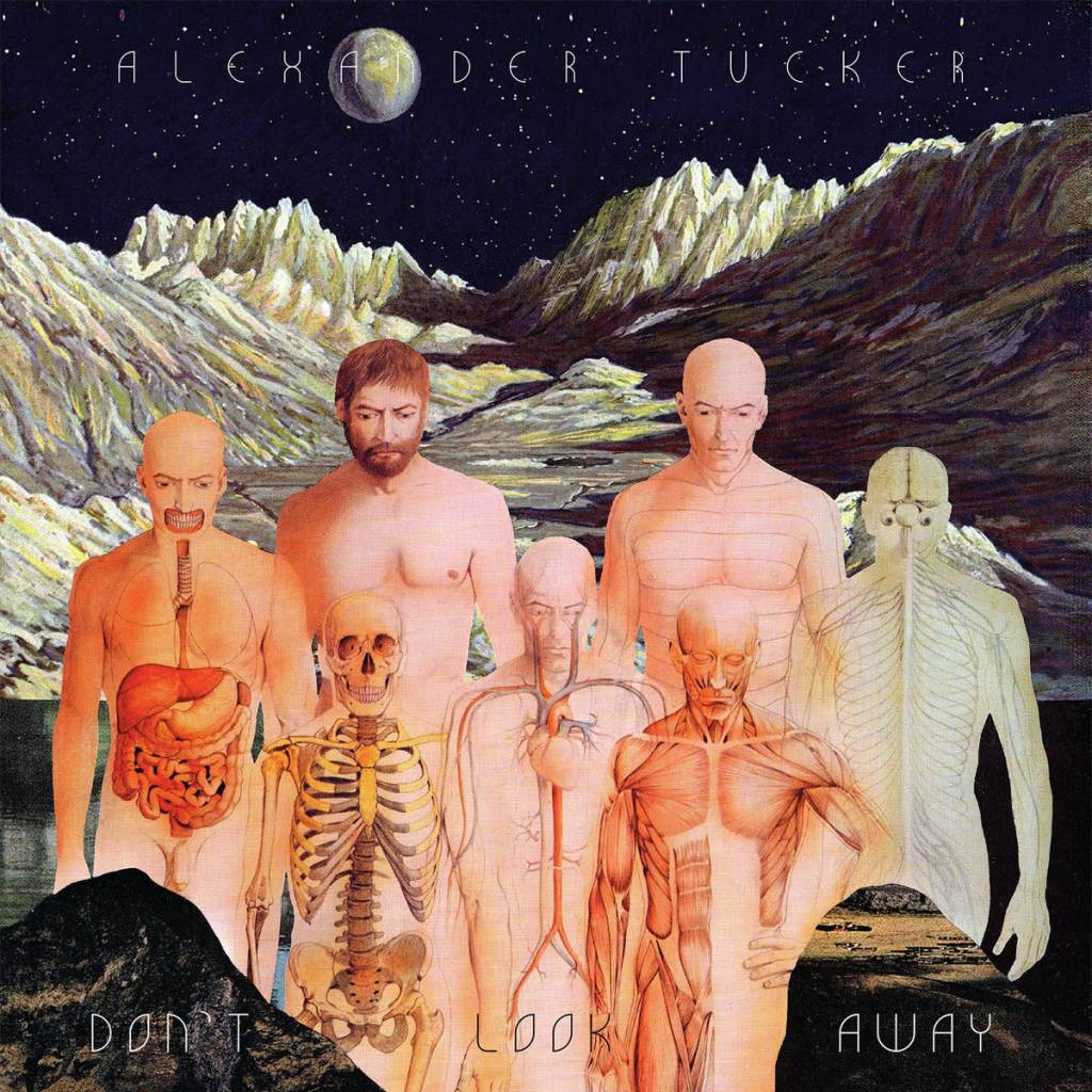 Thrill Jockey Alexander Tucker - Don't Look Away (Coloured Vinyl)
