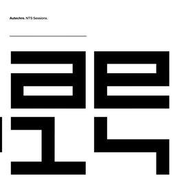 Warp Records Autechre - NTS Sessions