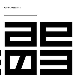 Warp Records Autechre - NTS Session 3