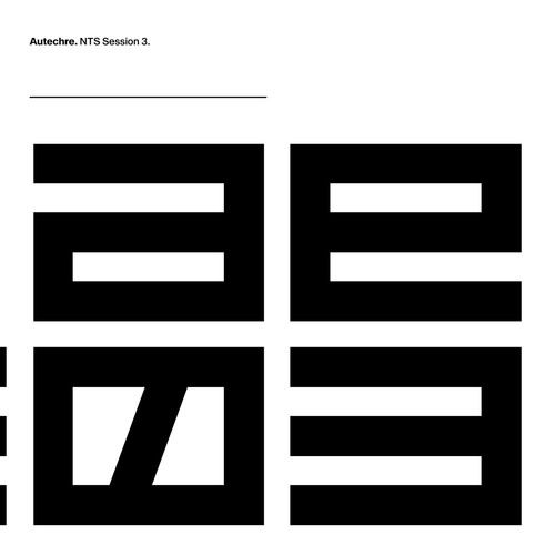 Warp Records Autechre - NTS Session 3