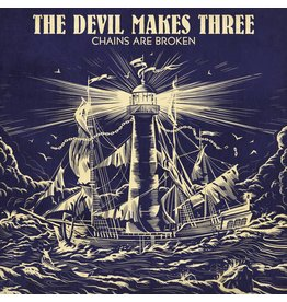 New West The Devil Makes Three - Chains Are Broken (Coloured Vinyl)