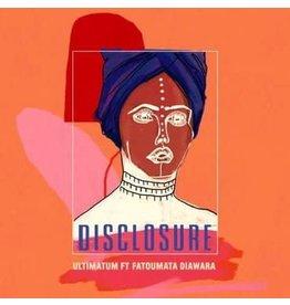Island Records Disclosure - Ultimatum featuring Fatoumata Diawara