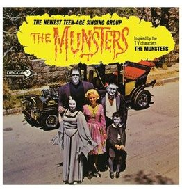 Real Gone Music The Munsters - The Munsters