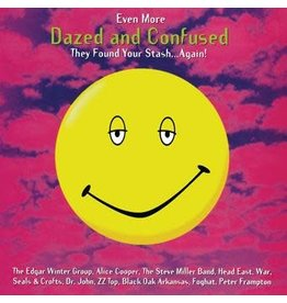 Real Gone Music Various - Even More Dazed & Confused: More Music From The Film