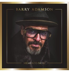 Mute Records Barry Adamson - Memento Mori (Anthology 1978 - 2018)