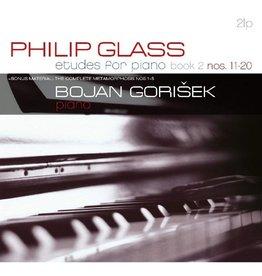 Vinyl Passion Philip Glass - Bojan Gorisek: Etudes For Piano Nos 11-20 + Metamorphosis 1-5