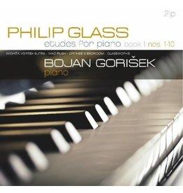 Vinyl Passion Philip Glass - Bojan Gorisek: Etudes For Piano Nos 1-10