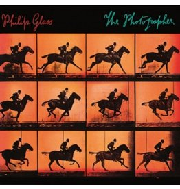 Music On Vinyl Philip Glass - Photographer