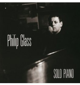 Music On Vinyl Philip Glass - Solo Piano