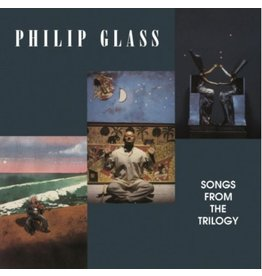 Music On Vinyl Philip Glass - Songs From The Trilogy