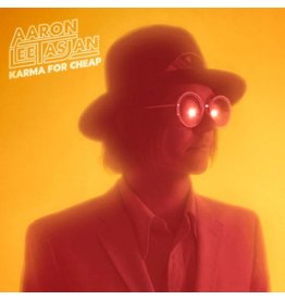 New West Aaron Lee Tasjan - Karma For Cheap (Coloured Vinyl)