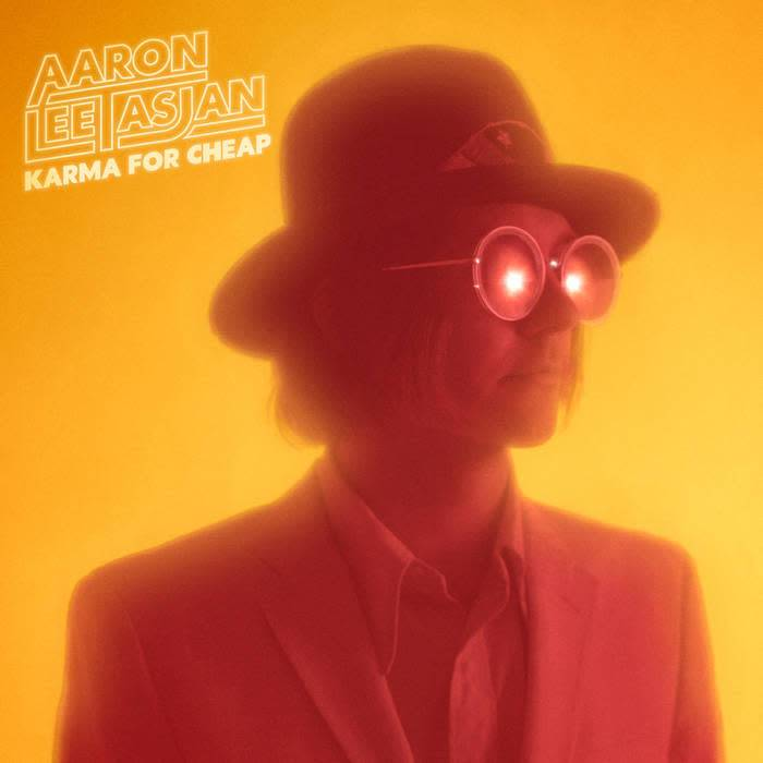 New West Aaron Lee Tasjan - Karma For Cheap (Coloured Vinyl)