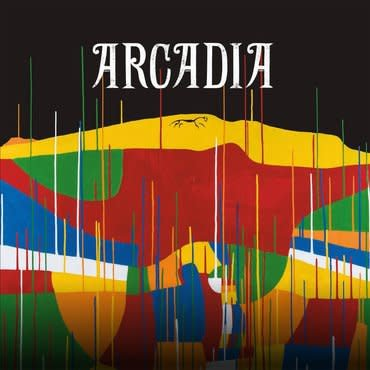 Invada Records Adrian Utley & Will Gregory - Arcadia OST