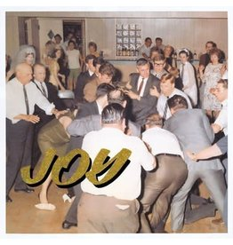 Partisan Records Idles - Joy as an Act of Resistance