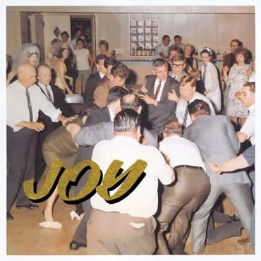 Partisan Records Idles - Joy as an Act of Resistance (Coloured Vinyl)