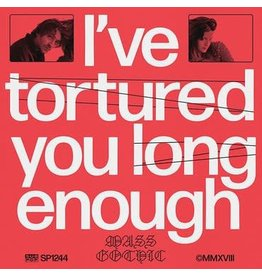 Sub Pop Records Mass Gothic - I've Tortured You Long Enough (Coloured Vinyl)
