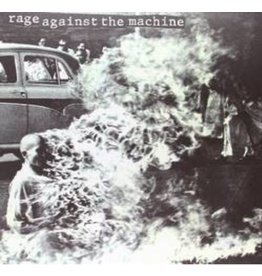 Sony Music Entertainment Rage Against The Machine - Rage Against The Machine