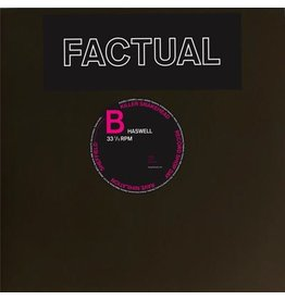Editions Mego Russell Haswell - Factual