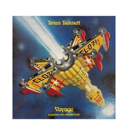 Isle Of Jura Brian Bennett - Voyage: A Journey Into Discoid Funk