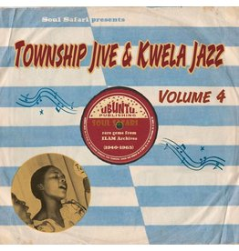 Ubuntu Publishing Various - Soul Safari Presents Township Jive & Kwela Jazz Vol. 4