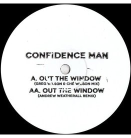 Heavenly Recordings Confidence Man - Out The Window (Andrew Weatherall / Greg & Ché Wilson Remixes)
