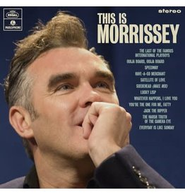 Rhino Records Morrissey - This Is Morrissey