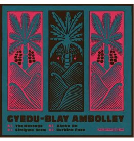 Analog Africa Gyedu-Blay Ambolley - Limited Dance Edition No.09