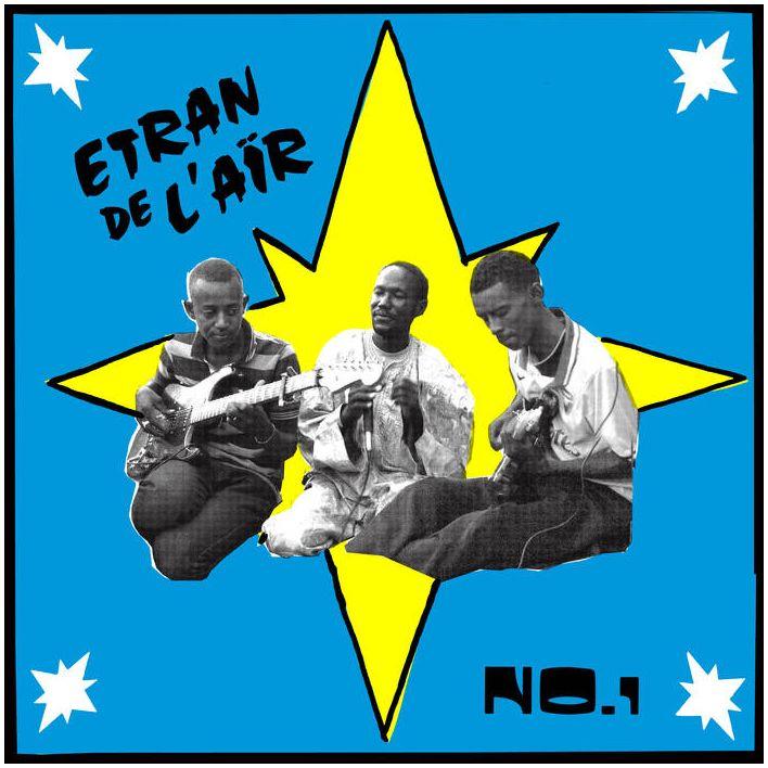 Sahel Sounds Etran de L'Aïr - No. 1