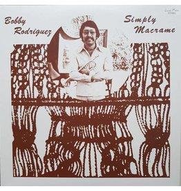 Jazz Detective Bobby Rodriguez - Simply Macrame