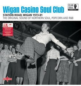Charly Various - Wigan Casino Soul Club