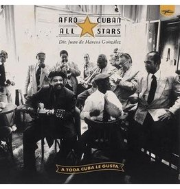 World Circuit Afro-Cuban All Stars - A Toda Cuba Le Gusta