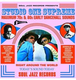 Soul Jazz Records Various - Studio One Supreme