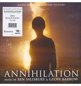 Lakeshore Records Ben Salisbury & Geoff Barrow - Annihilation OST
