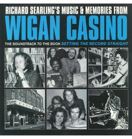 Outta Sight Various - Richard Searling's Music & Memories From Wigan Casino