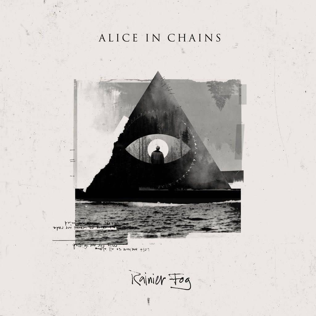 Warner Music Group Alice In Chains - Rainier Fog