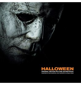 Sacred Bones Records John Carpenter - Halloween OST (Coloured Vinyl)