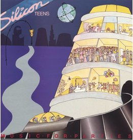 Mute Records Silicon Teens - Music For Parties