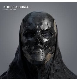 Fabric Records Kode9 & Burial - Fabriclive 100