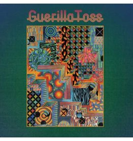 DFA Records Guerilla Toss - Twisted Crystal